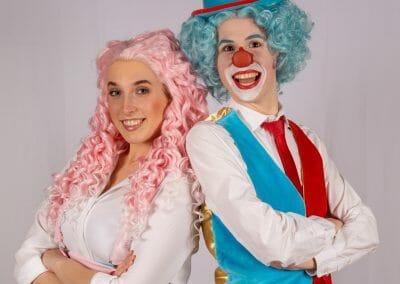 Clown Flop & Juf Sas