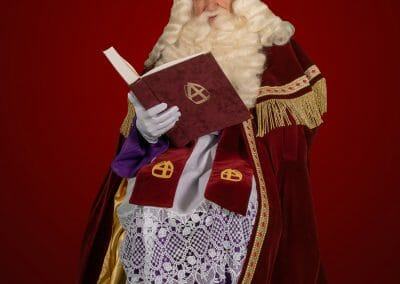 TV Sinterklaas Bartho Braat