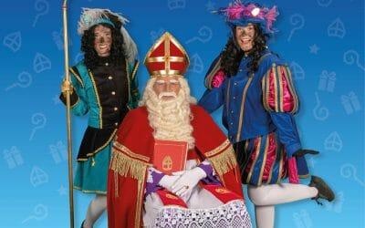 Nieuw! Coronaproof bij Sinterklaas op bezoek