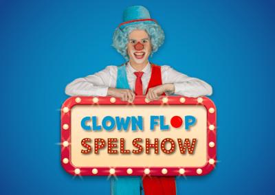 Clown Flop spelshow