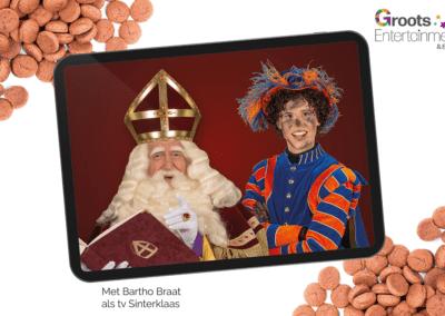 Livestream met Sinterklaas