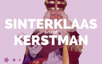 Sinterklaas en/of Kerstman