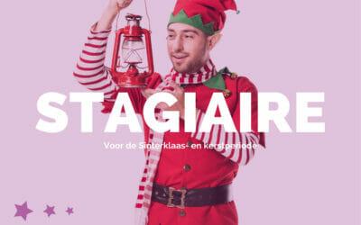 Stagiair musicalperformer voor de Sinterklaas- en kerstperiode