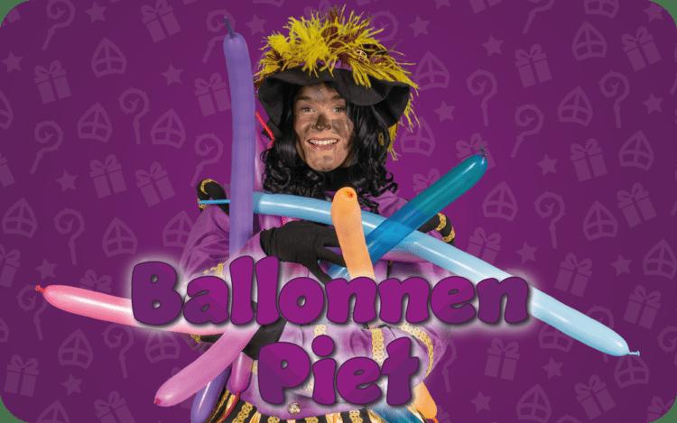 Ballonnen Piet
