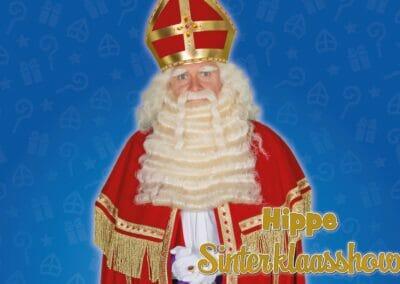 Hippe Sinterklaasshow Sinterklaas
