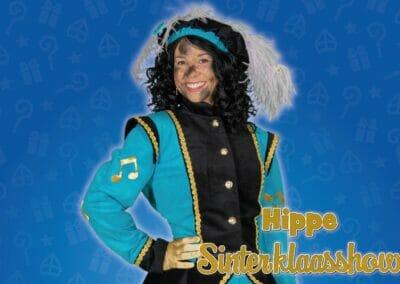 Hippe Sinterklaasshow Zing Piet