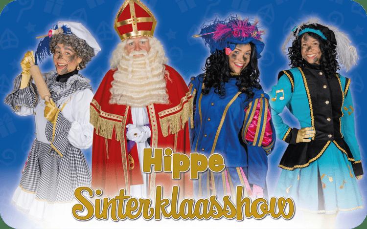 Hippe Sinterklaasshow