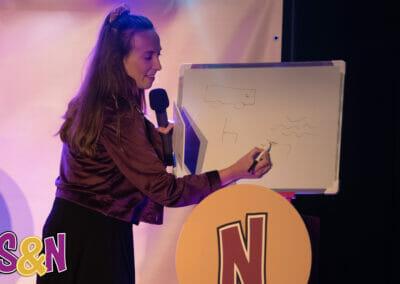 Nienke Challenge show