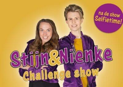 Stijn & Nienke challenge show