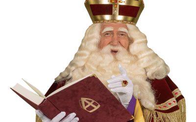 Groots nieuws over Sinterklaas!